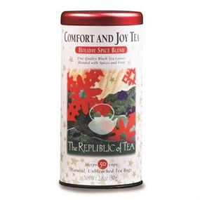 comfort & joy holiday spice tea