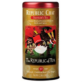 republic chai tea