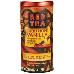 good hope vanilla red tea
