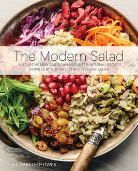 the modern salad, international recipes