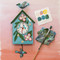 blessed nest pendulum clock