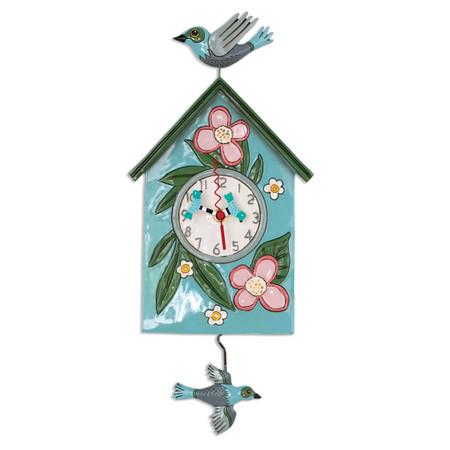 blessed nest pendulum clock