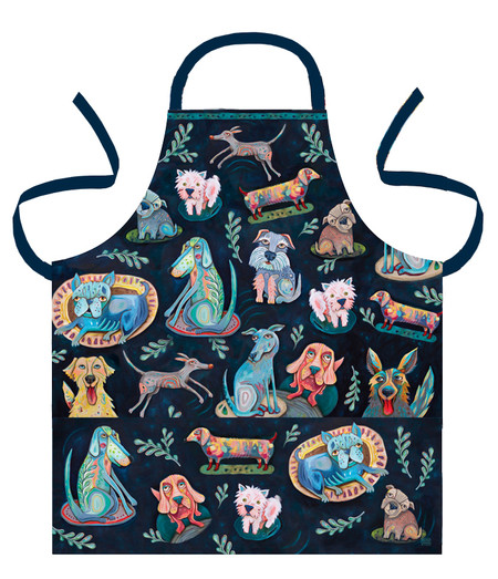 dog park apron