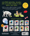 eyelike stickers: puppies, back cover