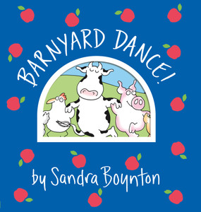barnyard dance, front cover