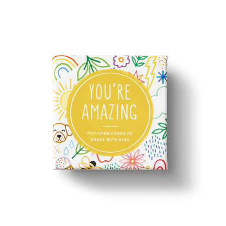 you're amazing: thoughtfulls for kids