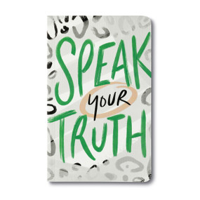 speak your truth, front cover