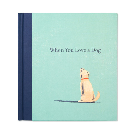 when you love a dog, front cover