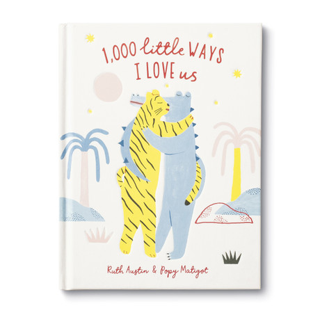 1,000 little ways I love us , front cover