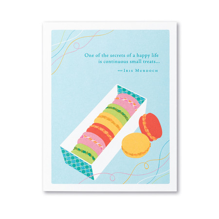 one of the secrets birthday card