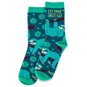 sloth socks womens