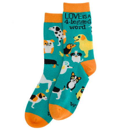 dog socks womens