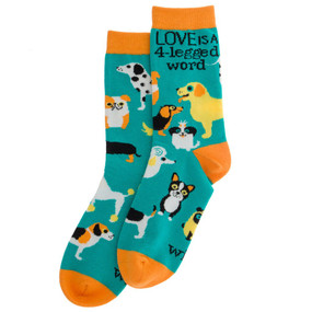 dog socks womens