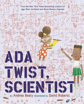 ada twist, scientist , STEM book