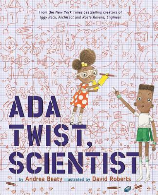 ada twist, scientist , STEM book