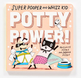 potty power!, front cover
