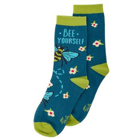 bee yourself womens socks