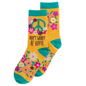 hippie womens socks