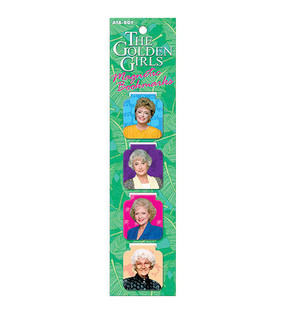 the golden girls magnet bookmarks
