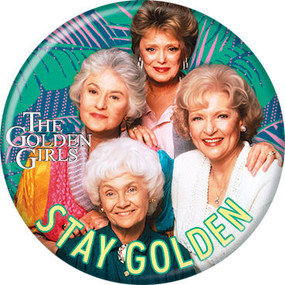 the golden girls stay golden button