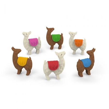llama tiny prancers drink markers