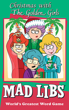 christmas with the golden girls mad libs