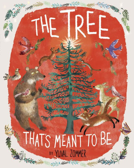 the tree that's meant to be book