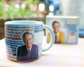 mr. rogers color changing mug