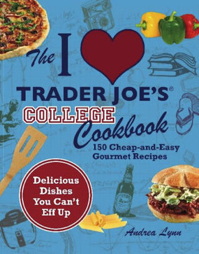 I love trader joe's college cookbook