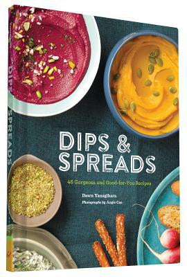 dips & spreads, recipes
