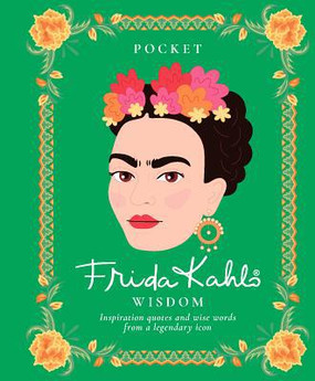 pocket frida kahlo wisdom, book, quotes