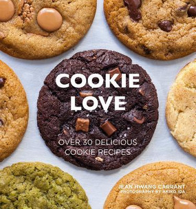 cookie love, cook book, recipes
