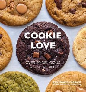 cookie love, cook book, recipes