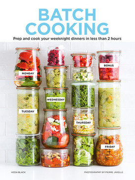 batch cooking, make ahead meals