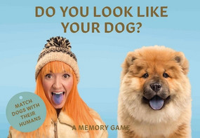 do you look like your dog? card game, memory