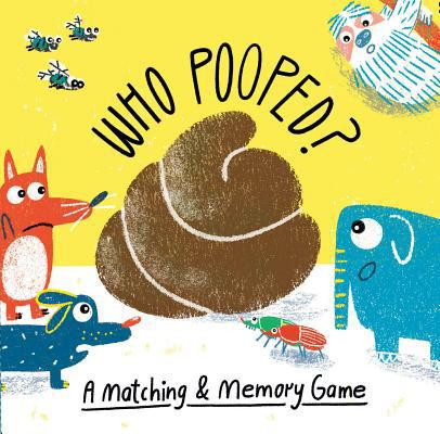 who pooped?, game, memory