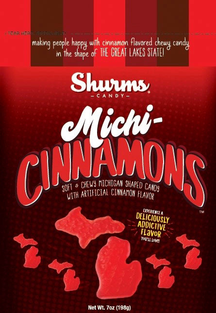 michi-cinnamons gummies