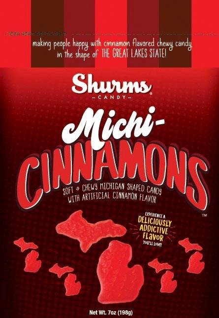 michi-cinnamons gummies