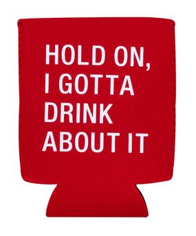 koozie, cold drink, beer, funny