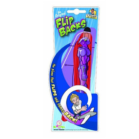 flip backs, plane, stunt, flying, fun, returns, loops,  7 inch airplane, durable, toy