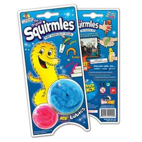 Squirmles, magical pet,crawl, go shy, do flips, magic, 1970's, retro toy,   nostalgia,  cute furry little friend