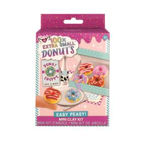 donuts mini clay kit