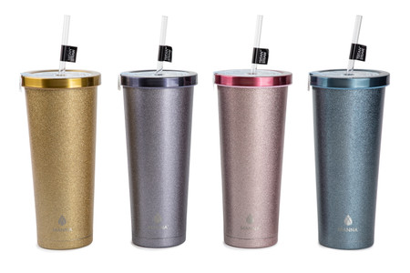 24 oz., tumblers, Vacuum Insulated, double walled, hot or cold for hours, premium stainless steel, high-quality, food-grade stainless steel, coated in a durable finish, fits normal sized cup holders