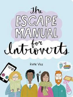 book, introverts, social situations, awkward, quiet, funny, manual, guide, advice