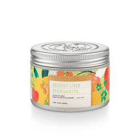 4 oz. soy candle tin