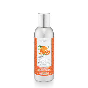 Citrus Grove,  blood orange, red currant, hyacinth blossoms scents, room freshener, spray
