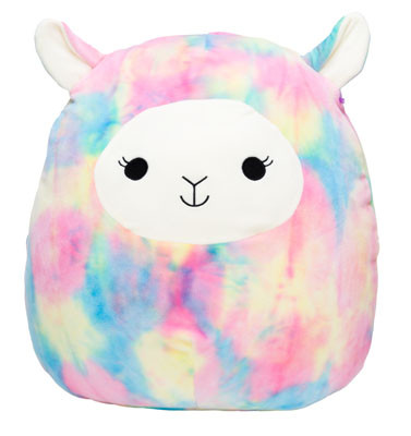 Leslie Llama, Squishmallow, plush toys, comfort, support,  couch companions, pillow pals, bedtime buddies, travel teammates buddy, children, Easter, 12""