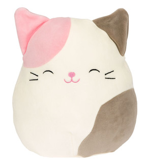 "7"" squishmallow karina cat"