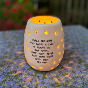 light remains lantern