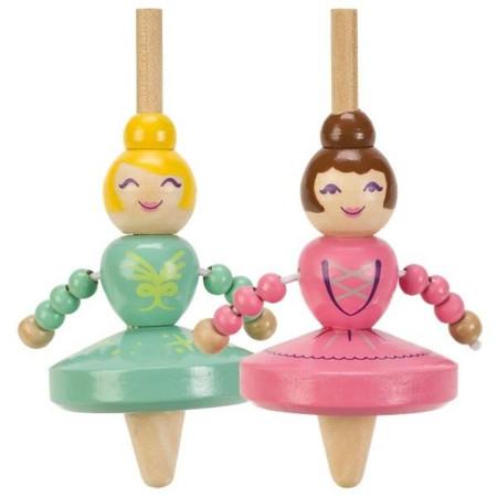 Spinning top, ballerina, dancers, twirl